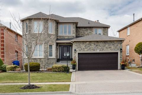 House for sale at 372 Greenock Dr Vaughan Ontario - MLS: N4720783