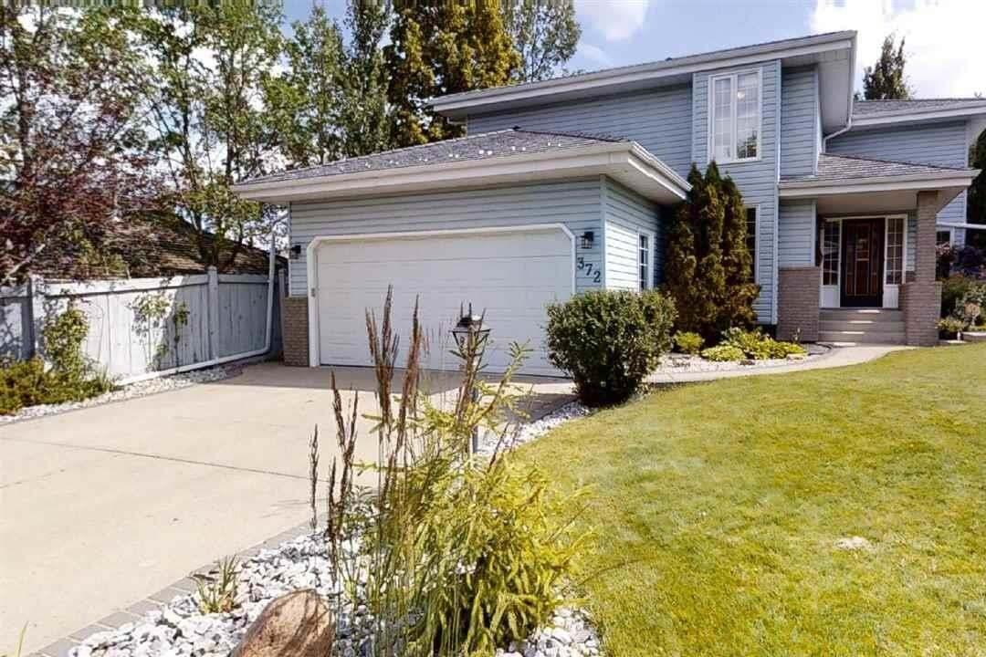 House for sale at 372 O'connor Cs NW Edmonton Alberta - MLS: E4208450