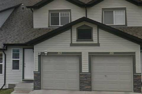 Townhouse for sale at 372 Panatella Blvd Northwest Calgary Alberta - MLS: C4287940