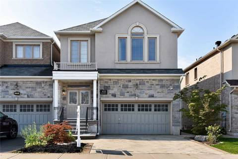 Townhouse for sale at 372 Spring Blossom Cres Oakville Ontario - MLS: W4587728