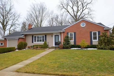 House for sale at 372 Stratheden Dr Burlington Ontario - MLS: W4703453