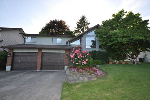 House for sale at 3721 Nicola St Abbotsford British Columbia - MLS: R2384041