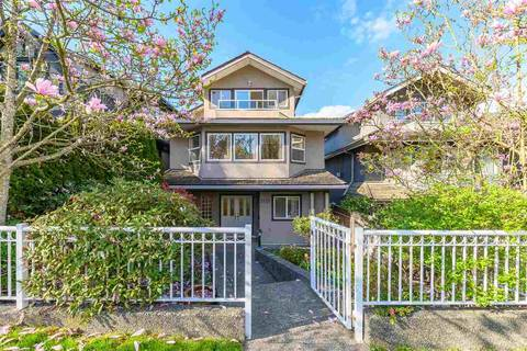 House for sale at 3721 11th Ave W Vancouver British Columbia - MLS: R2451465