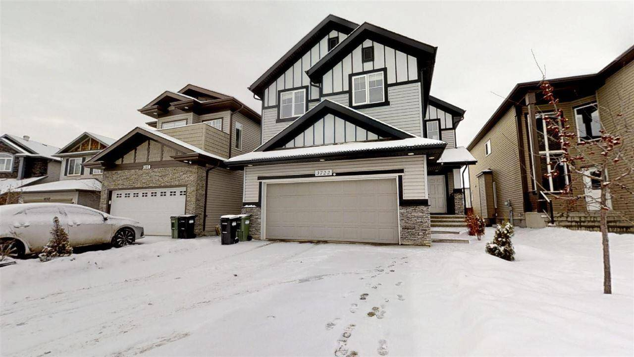 House for sale at 3722 13 St Nw Edmonton Alberta - MLS: E4182783