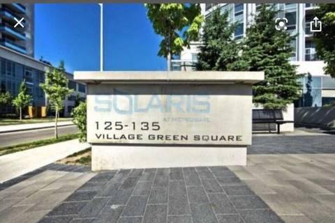 Apartment for rent at 135 Village Green Sq Unit 3723 Toronto Ontario - MLS: E4565871