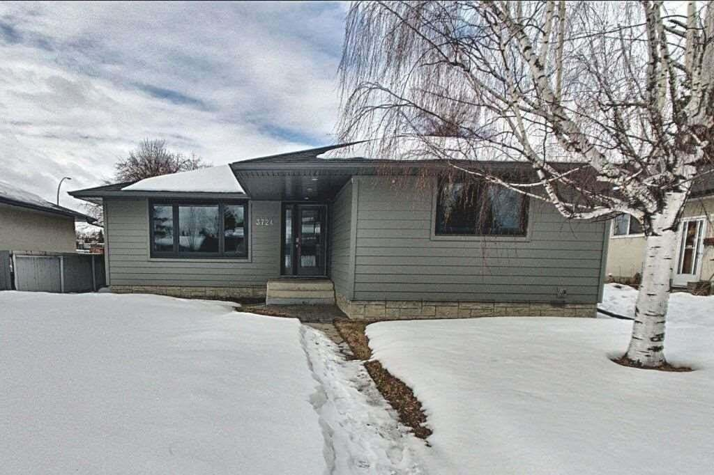 House for sale at 3724 118 St NW Edmonton Alberta - MLS: E4190092