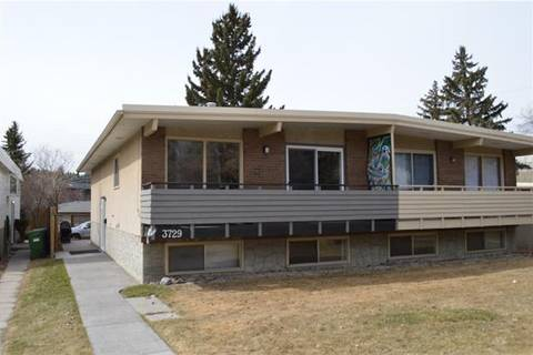 Townhouse for sale at 3729 7 Ave Northwest Calgary Alberta - MLS: C4233363