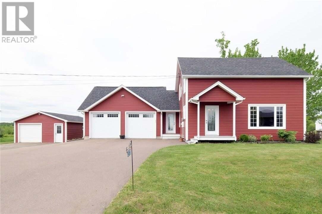 House for sale at 373 La Vallee Route  Memramcook New Brunswick - MLS: M128985