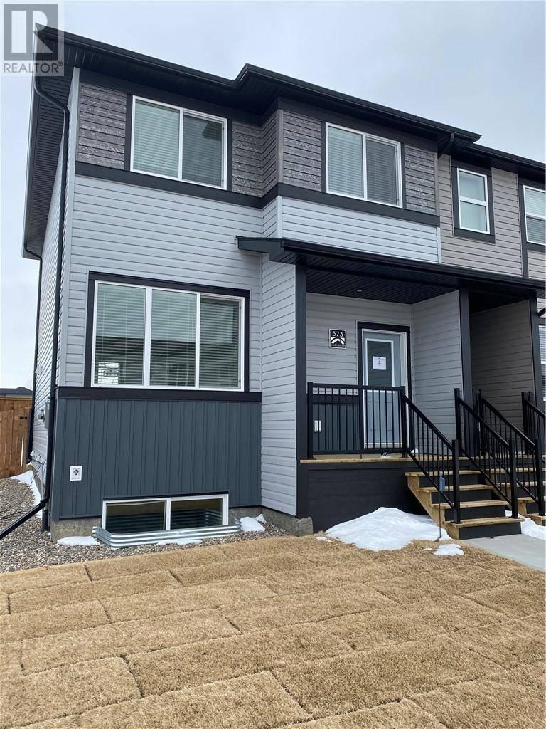Townhouse for sale at 373 Mildred Dobbs Blvd N Lethbridge Alberta - MLS: ld0191073