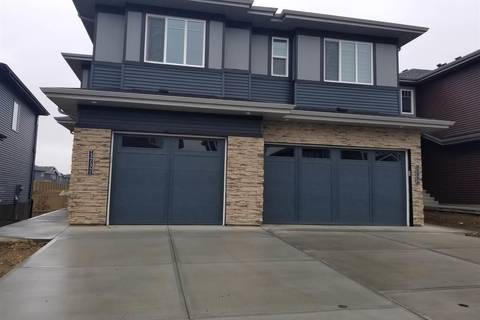 Townhouse for sale at 3732 Weidle Cres Sw Edmonton Alberta - MLS: E4147904