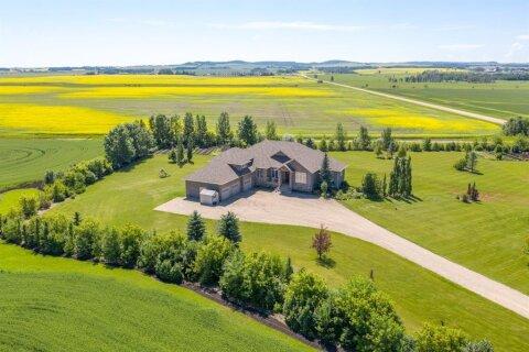 House for sale at 37321 Range Road 265  Rural Red Deer County Alberta - MLS: A1021744