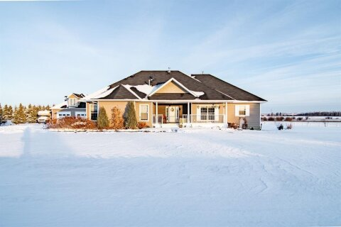 House for sale at 37328 C & E  Tr Rural Red Deer County Alberta - MLS: A1049842