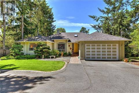 House for sale at 3734 Epsom Dr Victoria British Columbia - MLS: 412117