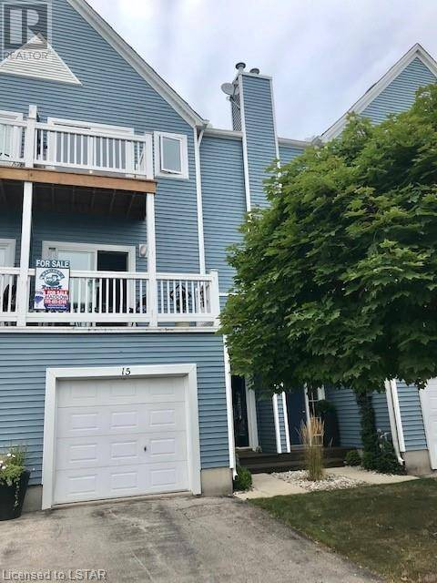 Townhouse for sale at 15 Front St Unit 374 Port Stanley Ontario - MLS: 220848