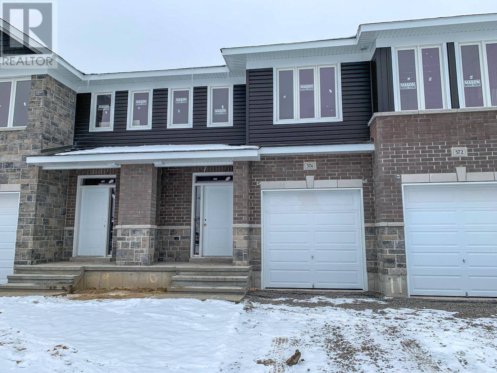 Townhouse for sale at 374 Buckthorn Dr Kingston Ontario - MLS: K20000405