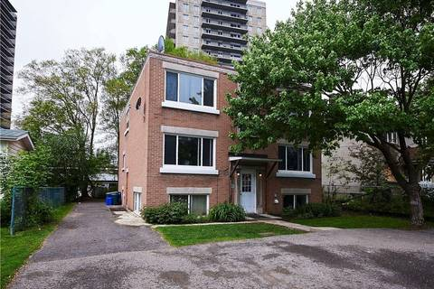 Townhouse for sale at 374 Enfield Ave Ottawa Ontario - MLS: 1155271