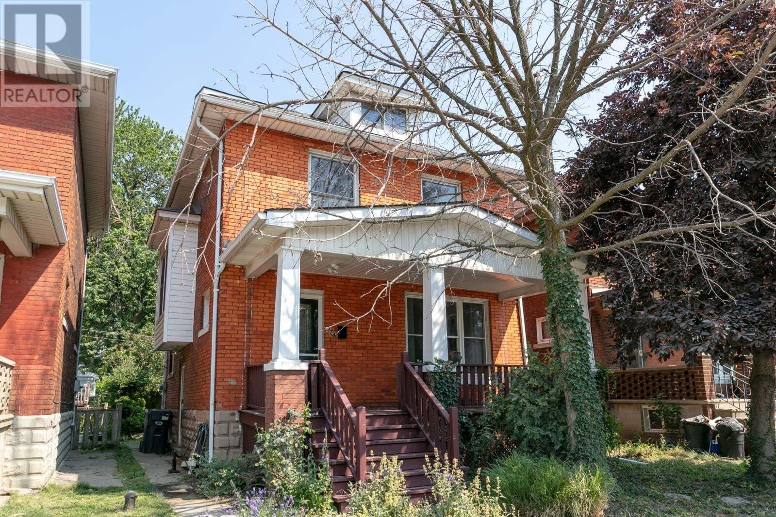 House for sale at 374 Erie St West Windsor Ontario - MLS: 20008206