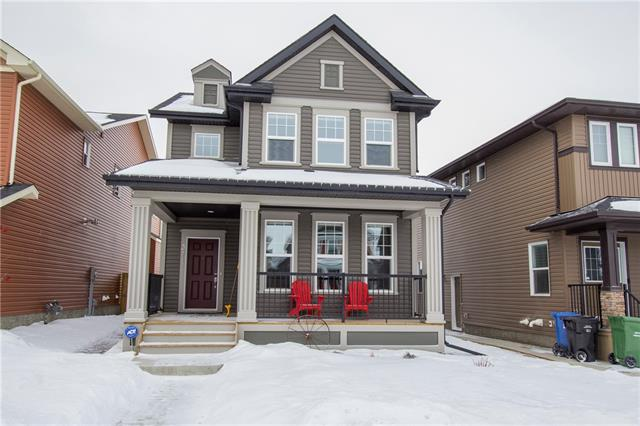 For Sale: 374 Evanston Way Northwest, Calgary, AB | 3 Bed, 2 Bath House for $479,000. See 36 photos!