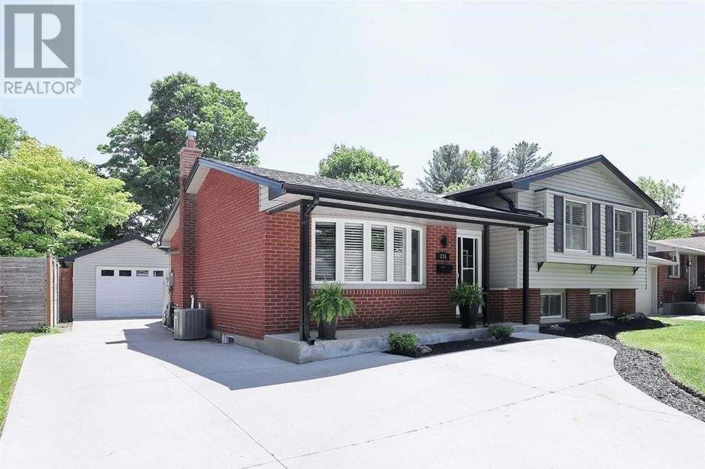 House for sale at 374 Grand View Ave London Ontario - MLS: 261049