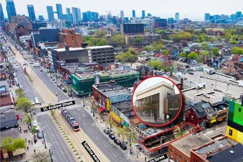 Residential property for sale at 374 Spadina Ave Toronto Ontario - MLS: C4440339