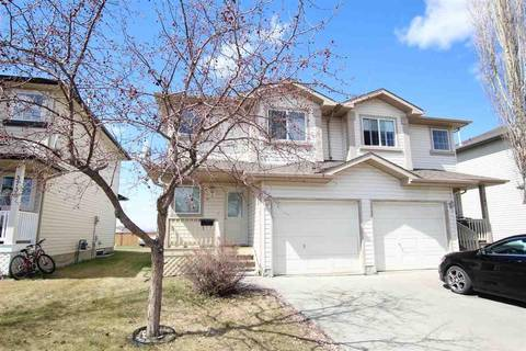Townhouse for sale at 3740 24 St Nw Edmonton Alberta - MLS: E4155471