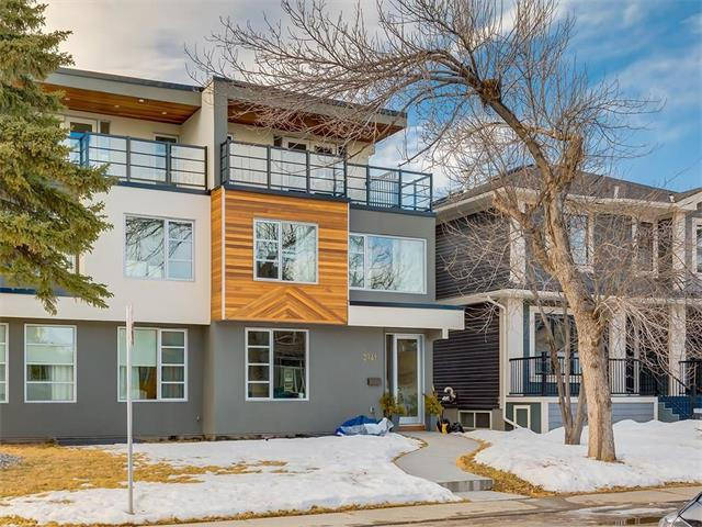 For Sale: 3741 44 Street Southwest, Calgary, AB | 4 Bed, 5 Bath Townhouse for $925,000. See 17 photos!