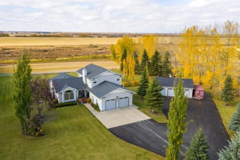 Residential property for sale at 37412 Range Road 280  Rural Red Deer County Alberta - MLS: A1043581