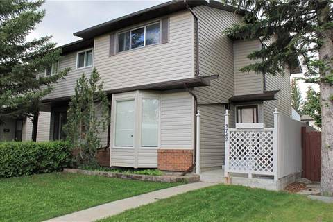 Townhouse for sale at 3742 Cedarille Dr Southwest Calgary Alberta - MLS: C4243749