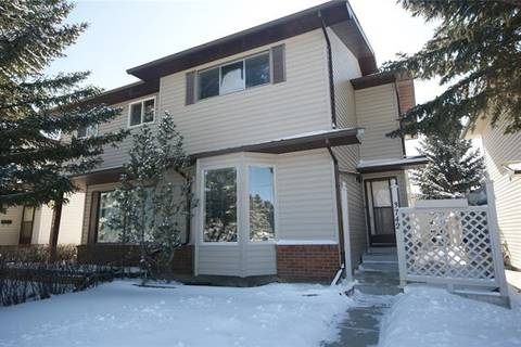 Townhouse for sale at 3742 Cedarille Dr Southwest Calgary Alberta - MLS: C4289950