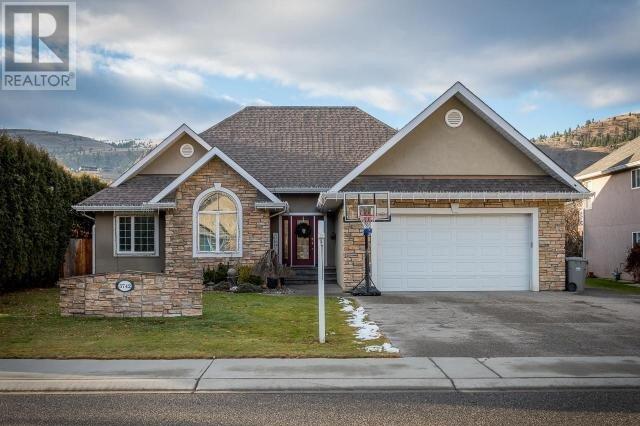 House for sale at 3742 Overlander Dr Kamloops British Columbia - MLS: 160063