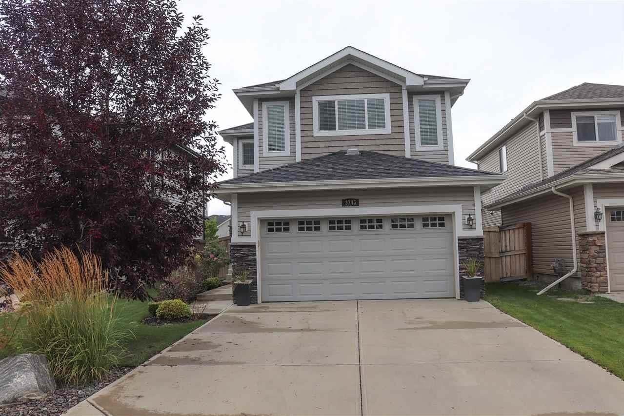 House for sale at 3745 Alexander Cr SW Edmonton Alberta - MLS: E4214393