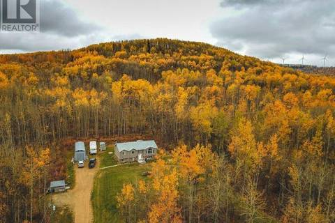 House for sale at 3747 206 Rd Dawson Creek British Columbia - MLS: 173034