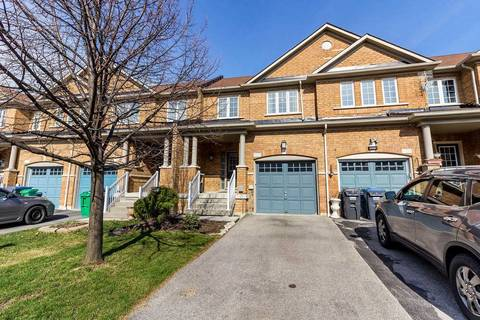 Townhouse for sale at 3747 Nightstar Dr Mississauga Ontario - MLS: W4739787