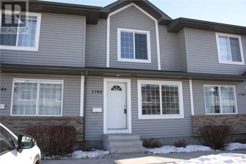 Townhouse for sale at 3748 7th Ave Unit 54 Regina Saskatchewan - MLS: SK800201