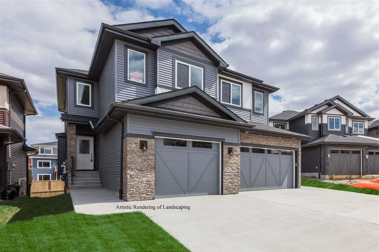 Townhouse for sale at 3748 Weidle Cres SW Edmonton Alberta - MLS: E4192579