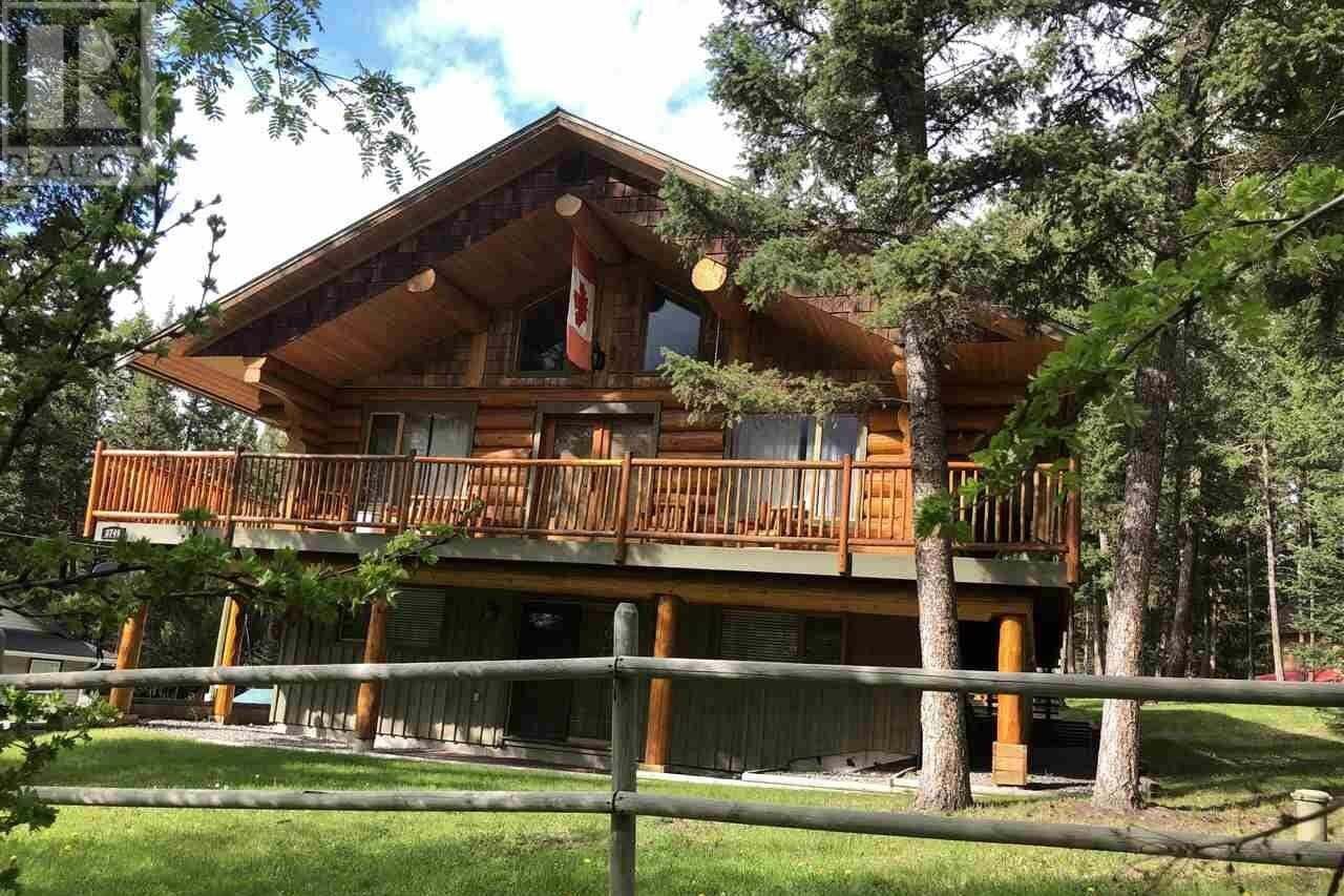 House for sale at 3749 Emerald Cres Lac La Hache British Columbia - MLS: R2459059