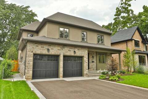 House for sale at 375 Belvenia Rd Burlington Ontario - MLS: W4770254
