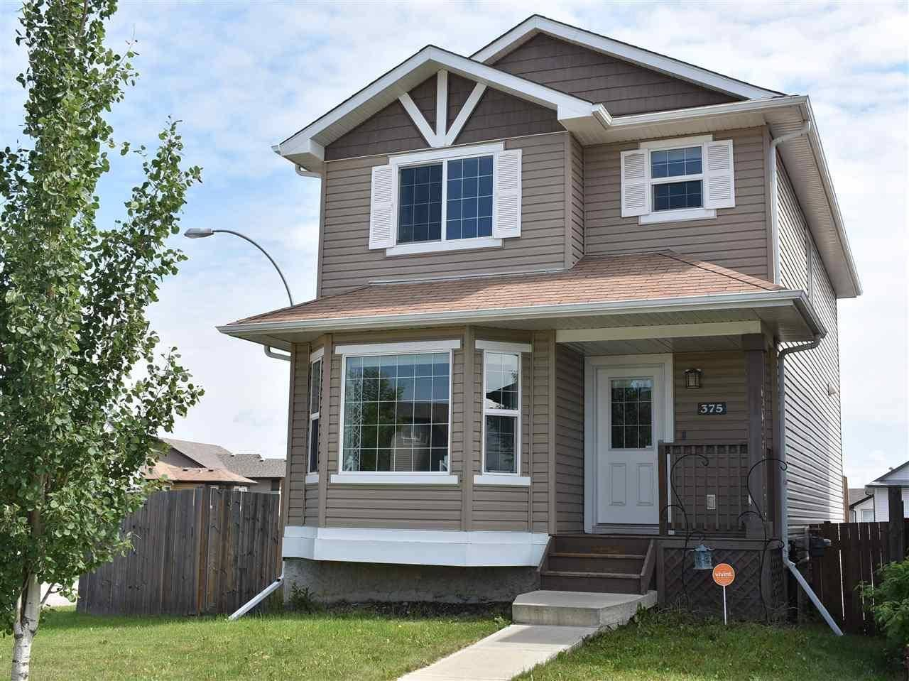 House for sale at 375 Brintnell Blvd Nw Edmonton Alberta - MLS: E4163859