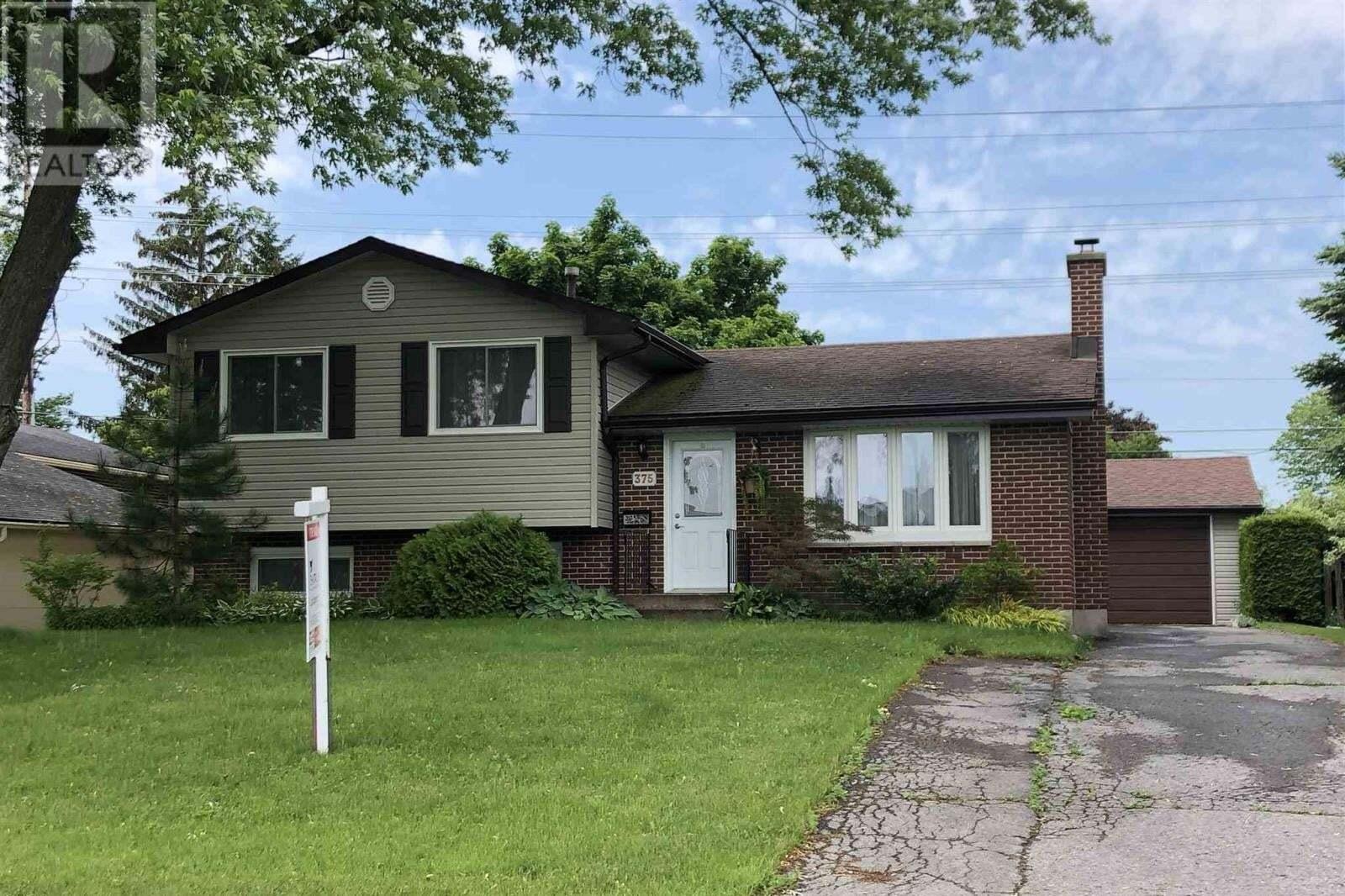 House for sale at 375 Glen Castle Rd Kingston Ontario - MLS: K20003017