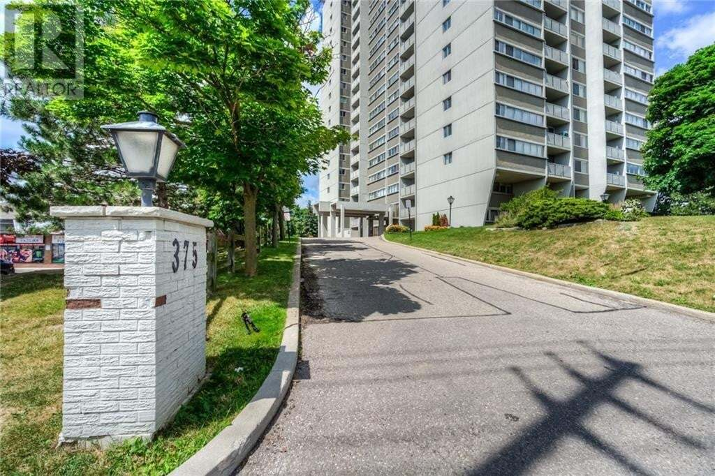 Condo for sale at 375 King St North Waterloo Ontario - MLS: 30825958