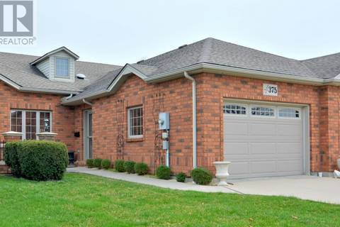 Townhouse for sale at 375 Lenore St Belle River Ontario - MLS: 19016829