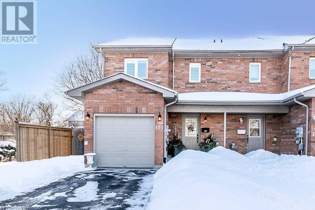 Townhouse for sale at 375 Millard St Orillia Ontario - MLS: 252987