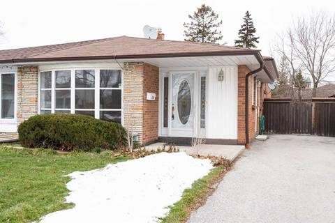 Townhouse for sale at 3750 Holden Cres Mississauga Ontario - MLS: W4677847