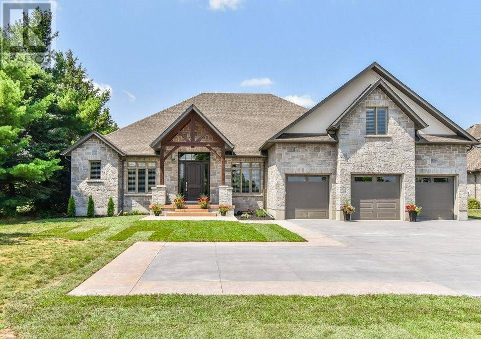 House for sale at 3755 Beaverdale Rd Cambridge Ontario - MLS: 30755264