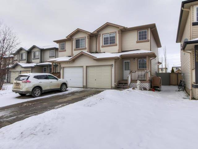 Townhouse for sale at 3756 21 St Nw Edmonton Alberta - MLS: E4183616