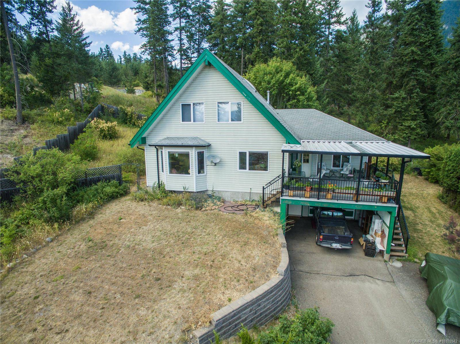 House for sale at 3756 Bastionview Rd Tappen British Columbia - MLS: 10185942