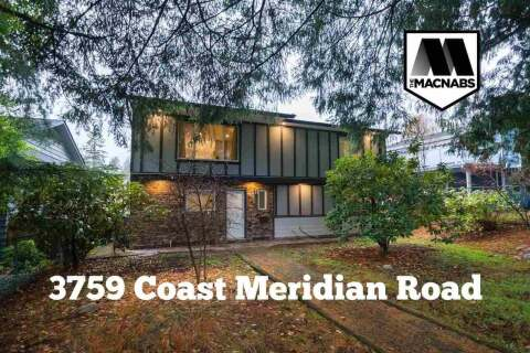 House for sale at 3759 Coast Meridian Rd Port Coquitlam British Columbia - MLS: R2482873
