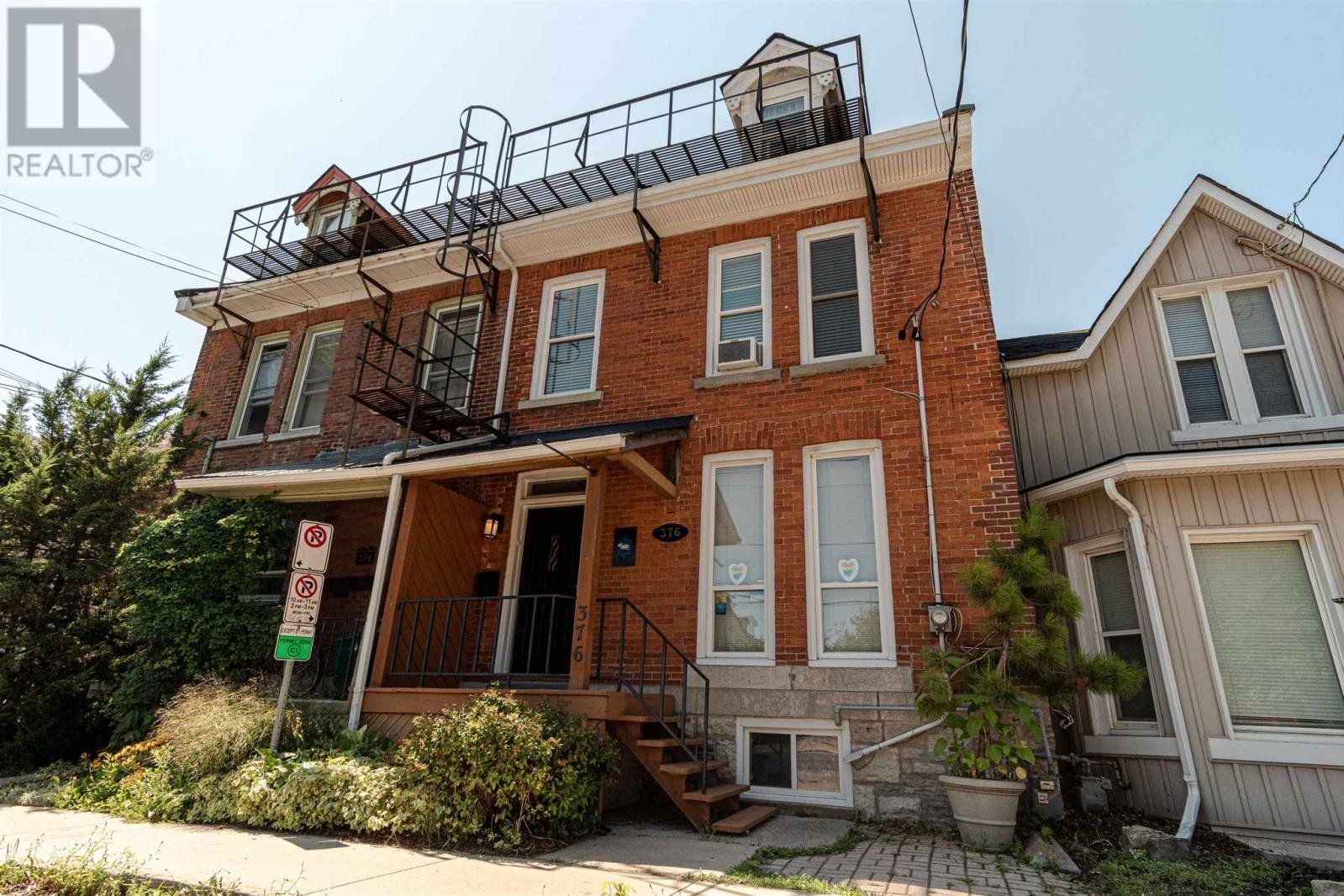 Commercial property for sale at 376 Barrie St Kingston Ontario - MLS: K20005625