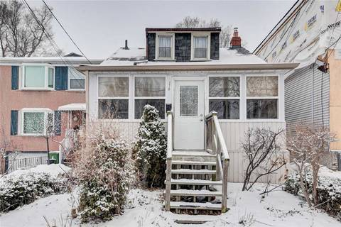 House for sale at 376 Cedarvale Ave Toronto Ontario - MLS: E4700493