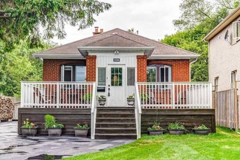 House for sale at 376 Centennial Rd Toronto Ontario - MLS: E4509906